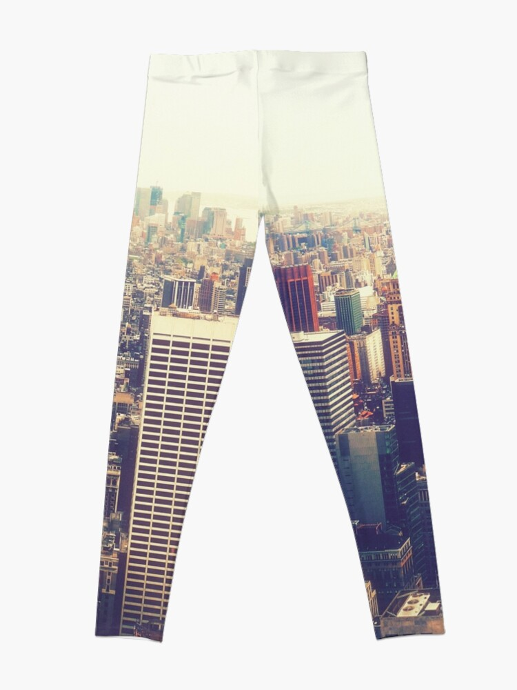Vista alternativa de Leggings Nueva York