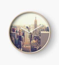 New York City Clock