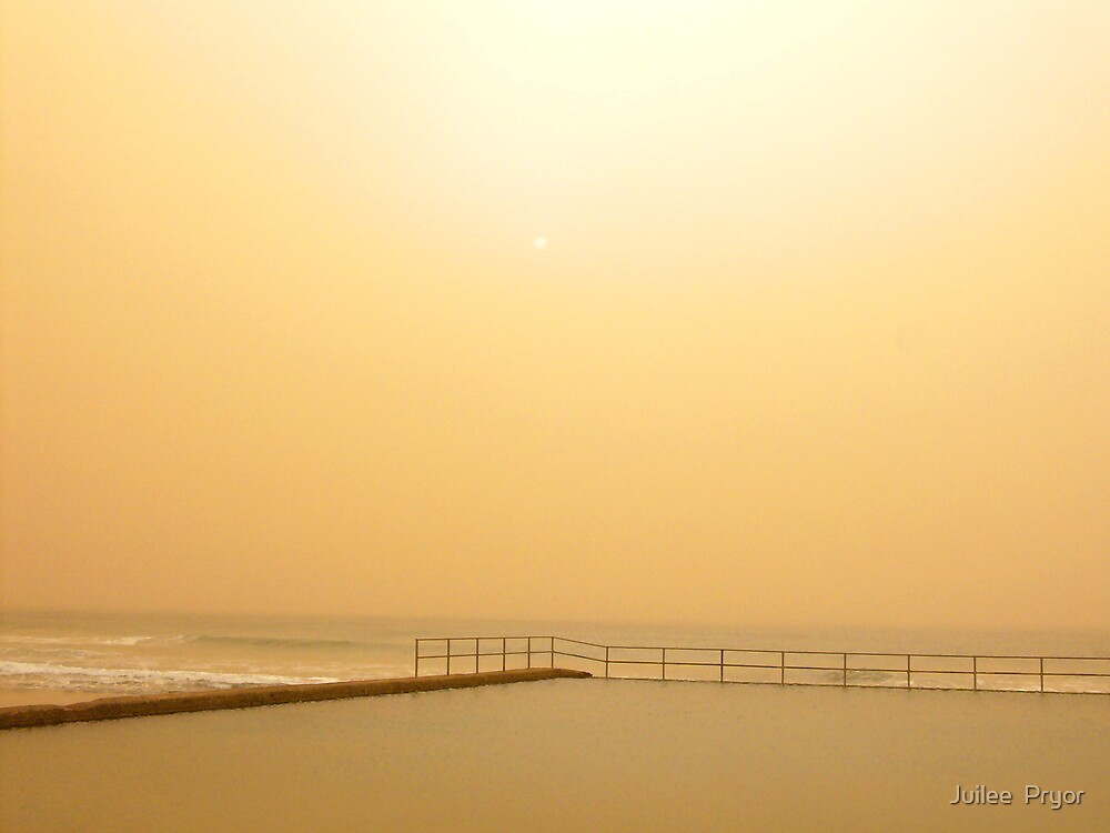 brown out .....apocalypse morning by Juilee  Pryor