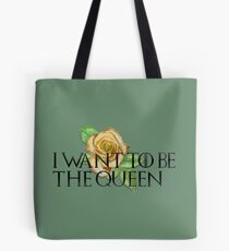 QUEEN Margaery Tyrell Tote Bag