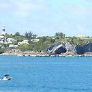 St. David's Lighthouse by Linda Jackson