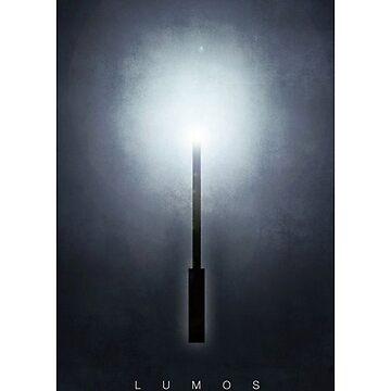 Lumos Iphone Ipad Samsung Case Sticker by buenapinta