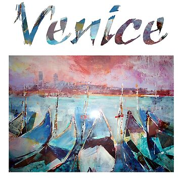 Venice Italy Gifts And Prints by ballet-dance