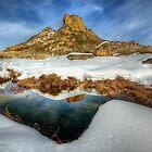 Winter landscape, Mount Buffalo by Kevin McGennan