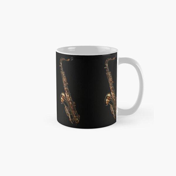 Saxophone Classic Mug