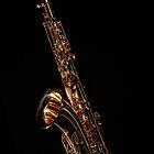 Saxophone by Warren Paul Harris