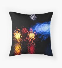 Windscreen Throw Pillow