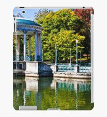 Roger Williams Park Gazebo iPad Case/Skin