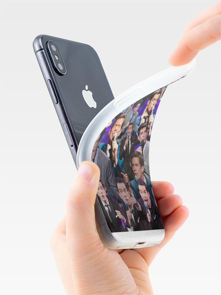 Alternate view of John Mulaney Collage iPhone Case & Cover