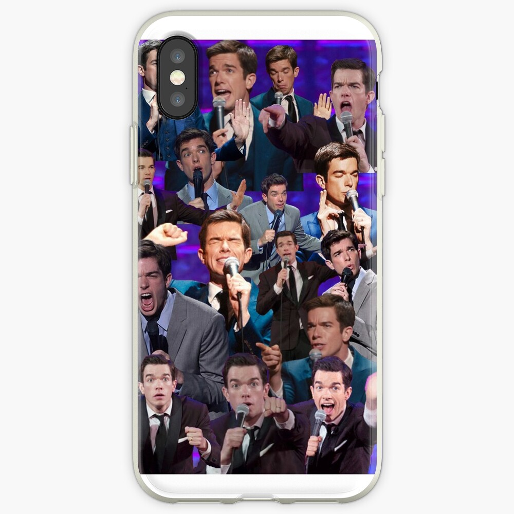 John Mulaney Collage iPhone Case & Cover
