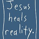 Reality Healer - White by Ethan Renoe
