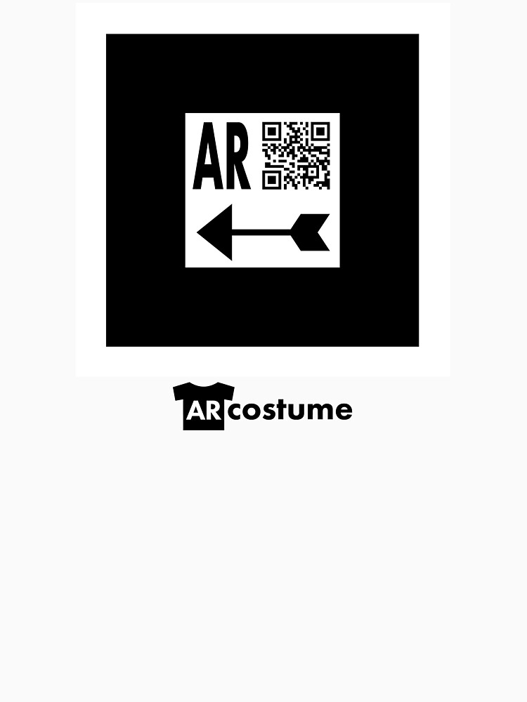 ARcostume T-Shirt by greenzeta