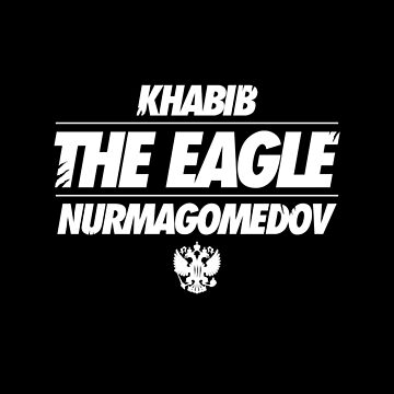 Khabib 'The Eagle' Nurmagomedov | White by OGedits