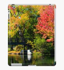 Roger Williams Park in the Fall iPad Case/Skin