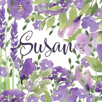 Susan mug by JoniandCo