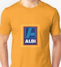 Aldi Merch (Britain's Best Supermarket) Unisex T-Shirt