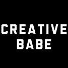 Kreatives Baby von hopealittle