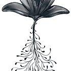 Vintage flower by Lukasz  Czyzewski