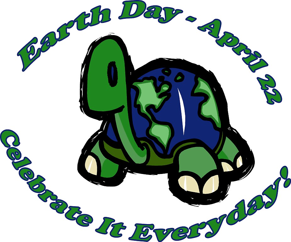 Earth Day Turtle by CassieS