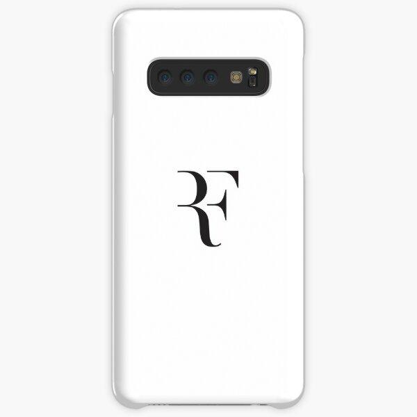 Roger Federer Tennis Aufkleber Samsung Galaxy Leichte Hülle