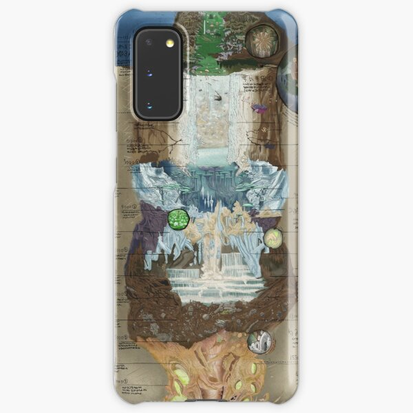 Made in Abyss • Abyss Chart Samsung Galaxy Snap Case