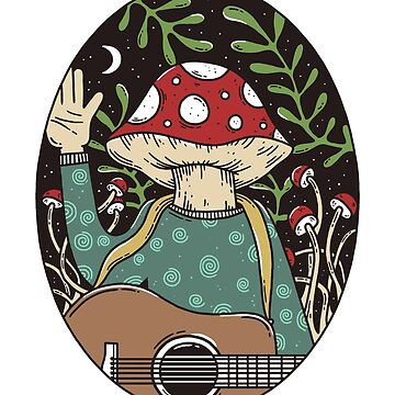 Mushroom Rhythm by merupa