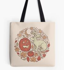 Halloween Friends | Autumn Palette Tote Bag