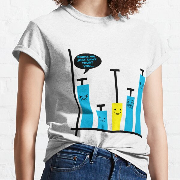 Data Science funny t-shirt and Gift products Classic T-Shirt