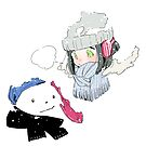 snowman by lita426t