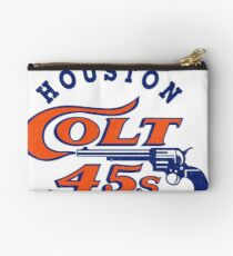 Defunct - Houston Colt 45 Baseball Studio Pouch