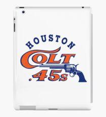 Defunct - Houston Colt 45 Baseball iPad Case/Skin