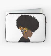 großer Afro Laptoptasche