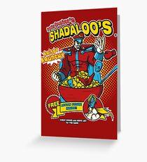 Shadaloo's Greeting Card