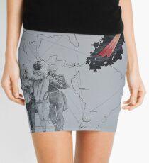 De Vuelta Mini Skirt