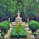 Viscaya Fountain by longaray2
