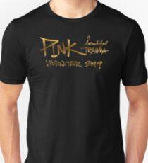 Beautiful Trauma Tour new date 2019 Unisex T-Shirt