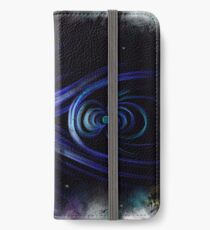 Magnetic Fields iPhone Wallet/Case/Skin