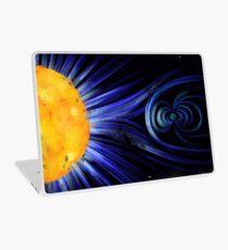 Magnetic Fields Laptop Skin