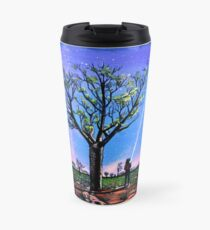 To the Stars and Beyond Travel Mug