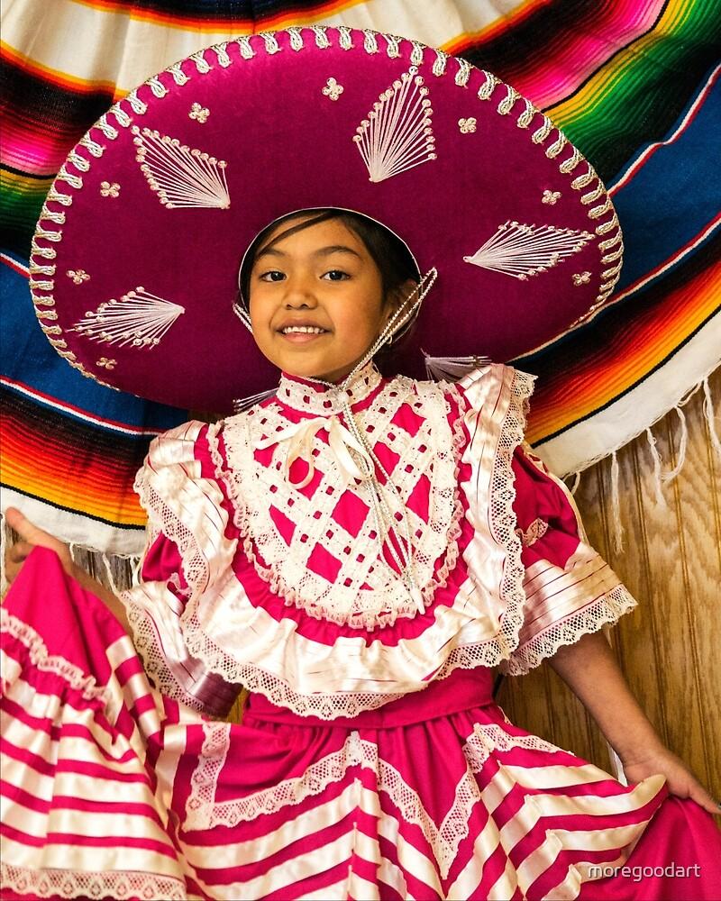The Sombrero in Pink by moregoodart