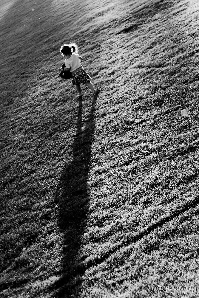 The Long Shadow by moregoodart