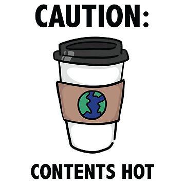 Caution: Contents Hot by michellestam