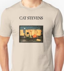Cat Stevens: Teaser And The Firecat Unisex T-Shirt
