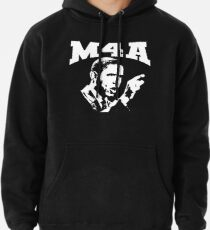 Obama M4A | Barack Obama Supports Medicare For All  Pullover Hoodie