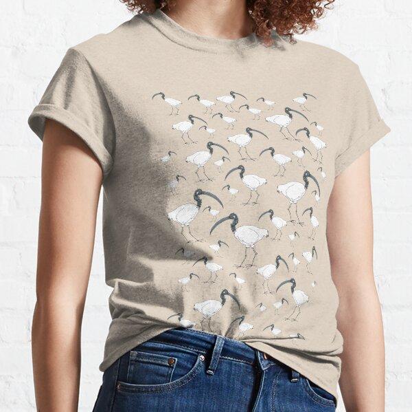 a binfull of ibises Classic T-Shirt