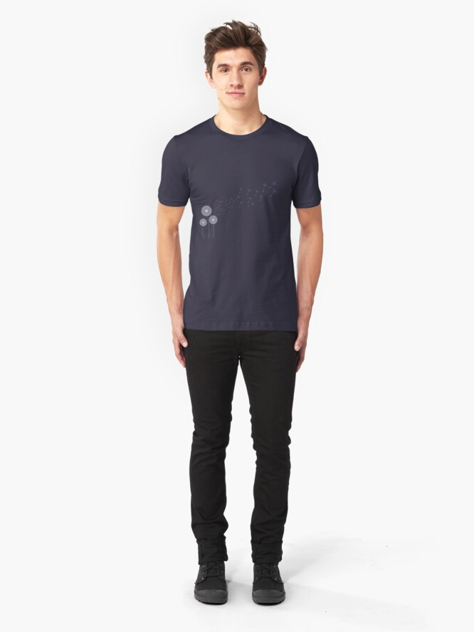 Alternate view of Dandelion Slim Fit T-Shirt