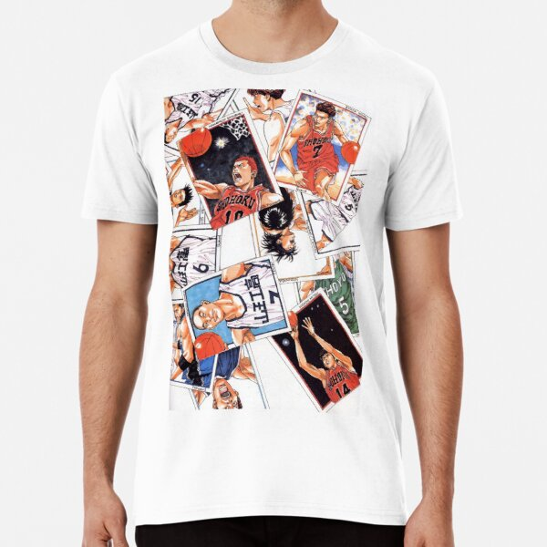 Slam Dunk T-shirt premium