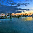 Puerto Rico Sunset by Morris Klein