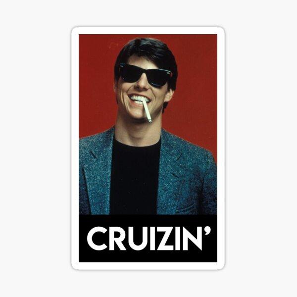 Cruizin' Sticker