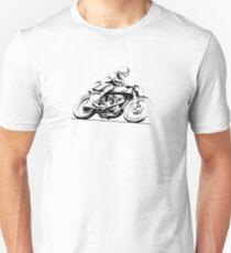 Norton Vintage Motorcycle Unisex T-Shirt